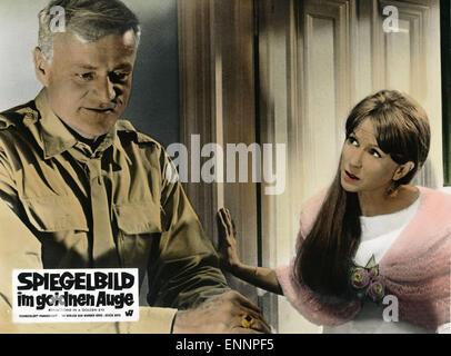 Reflections in a Golden Eye, aka Spiegelbild im goldenen Auge, USA, 1967, Regie: John Huston, Darsteller: Brian - Stock Photo