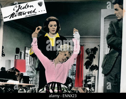 Any Wednesday, USA 1966, aka: Jeden Mittwoch, Regie: Robert Ellis Miller, Darsteller: Jane Fonda, Rosemary Murphy, - Stock Photo
