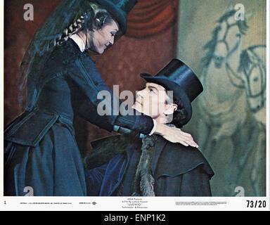 Ludwig; Deutschland/Italien/Frankreich; 1972; aka Ludwig II; Regie: Luchino Visconti; Darsteller: Helmut Berger; - Stock Photo