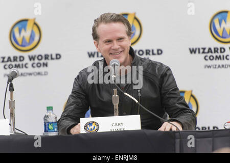 Philadelphia, Pennsylvania, USA. 10th May, 2015. English actor, screenwriter, producer and best-selling author, - Stock Photo