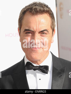 London, UK. 10th May, 2015. James Nesbitt attends the ''House of Fraser British Academy Television Awards 2015'' - Stock Photo