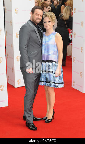 London, UK. 10th May, 2015. Danny Dyer attends the ''House of Fraser British Academy Television Awards 2015'' at - Stock Photo