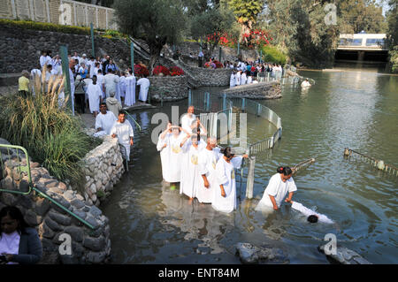 The Yardenit Baptismal Site by the Jordan River Near the ...