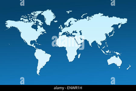 Map of the whole world images of all continents and oceans on a map of the whole world images of all continents and oceans on a flat gumiabroncs Gallery