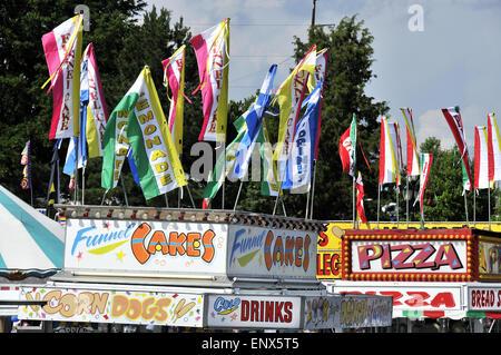 Carnival Food - Stock Photo