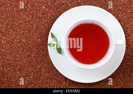 Rooibos Tee - Stock Photo