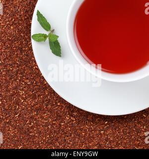 Echter Rooibos Tee - Stock Photo