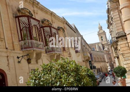 Mdina, Malta Europe - Stock Photo