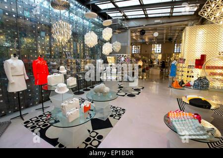 10 Corso Como, fashion shop, Milan, italy - Stock Photo