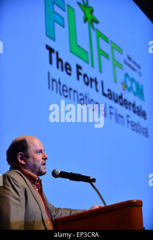 The 29th Annual Fort Lauderdale International Film Festival - Opening Ceremony  Featuring: Jason Alexander Where: - Stock Photo