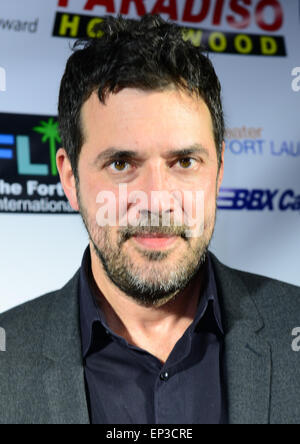The 29th Annual Fort Lauderdale International Film Festival - Opening Ceremony  Featuring: Justin Weinstein Where: - Stock Photo