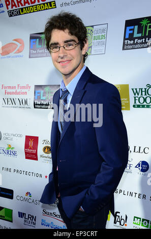 The 29th Annual Fort Lauderdale International Film Festival - Opening Ceremony  Featuring: Jared Hillman Where: - Stock Photo