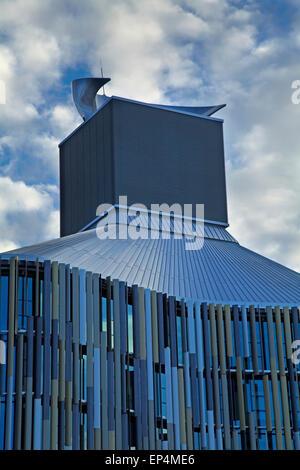 ASB Bank headquarters, North Wharf, Wynyard Quarter, Auckland waterfront, North Island, New Zealand - Stock Photo