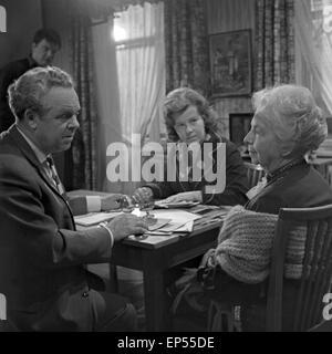 Alsterstrasse, Fernsehserie, Deutschland 1963, Szenenfoto - Stock Photo