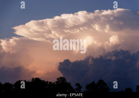 Anvil Cloud - Stock Photo