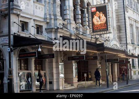 Death of a Salesman theatre Noel Coward RSC - Stock Photo