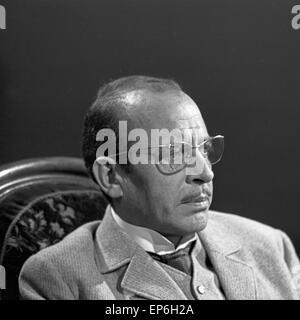 Ein Volksfeind, Fernsehfilm, Deutschland 1965, Regie: Oswald Döpke, Darsteller: Konrad Georg - Stock Photo