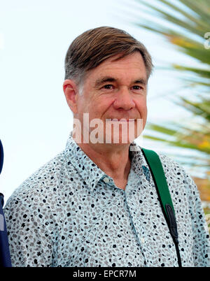 Cannes, France. 16th May, 2015. Gus Van Sant  attend Photocall for THE SEA OF TREES  at the Cannes Film Festival - Stock Photo