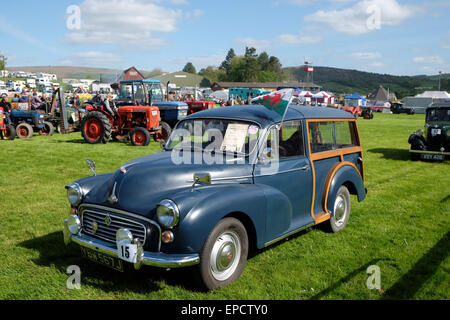 Royal Welsh Spring Festival Builth Wells, Powys, Wales, UK May, 2015.  Day 1 of the festival closed with a parade - Stock Photo