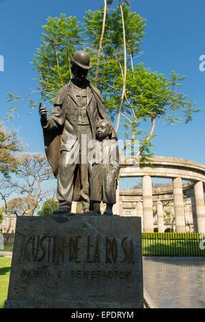 Agustin De La Rosa, Rotunda of Illustrious People of Jalisco, Guadalajara, Jalisco, Mexico