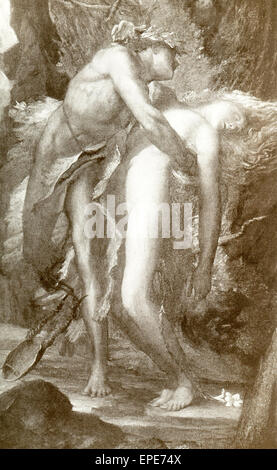 a brief look at the famed myth of ancient greece orpheus and eurydice Brain-targeted learning unit: language arts  student will read about greek mythology, its place in ancient greek  in the story of orpheus and eurydice,.