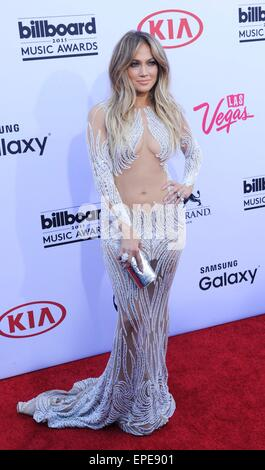 Las Vegas, Nevada, USA. 17th May, 2015. at arrivals for 2015 Billboard Music Awards, MGM Grand Garden Arena, Las - Stock Photo