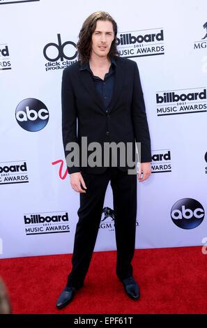Las Vegas, Nevada, USA. 17th May, 2015. Hozier  Billboard Music Awards 2015   17/05/2015 Las Vegas/picture alliance - Stock Photo