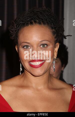 May 12, 2015 - New York, New York, U.S. - EXCLUSIVE SHEENA WRIGHT PRESIDENT AND CEO UNITED WAY OF NYC ATTENDS THE - Stock Photo