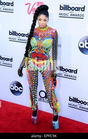 Las Vegas, Nevada, USA. 17th May, 2015. Denecia  Billboard Music Awards 2015   17/05/2015 Las Vegas/picture alliance - Stock Photo
