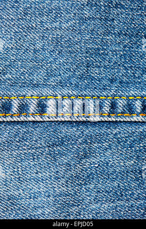 vintage denim surface with seams stock photo royalty free
