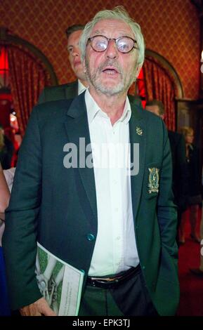 Rust, Germany - May 4, 2015: Eagles Charity Golf Cup and Gala at Golfclub Breisgau and Europa Park, Rust with Actor - Stock Photo