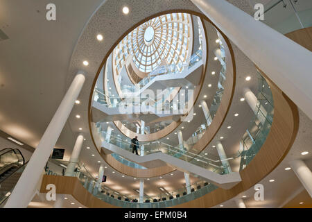 Liverpool Central Library, Liverpool. - Stock Photo