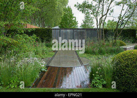 2015 rhs chelsea flower show cloudy bay garden in association with vital earth - Garden By The Bay Flower Show