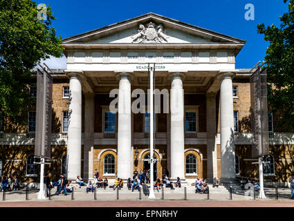 The Saatchi Gallery, Duke of York's Headquarters, London, England - Stock Photo