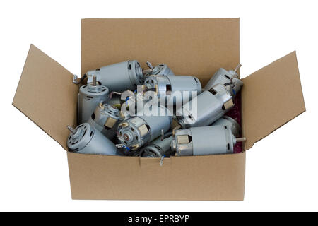 Reliable And Safe Packing For Your Electric Motor The