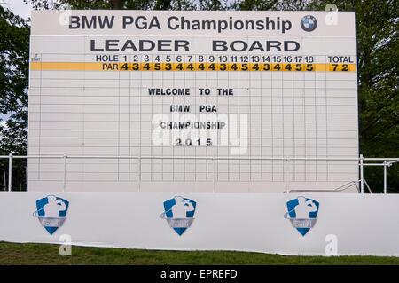 Bmw Pga Championship Pro Am At Wentworth Golf Club In