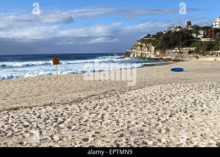 Bronte beach in Sydney, Australia - Stock Photo