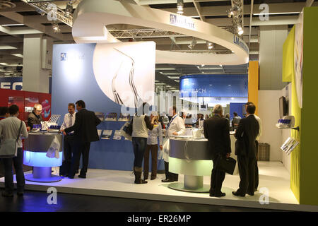 DEU, Germany, Cologne, International Dental Show at the exhibition center Koelnmesse [the IDS is the biggest Dental - Stock Photo