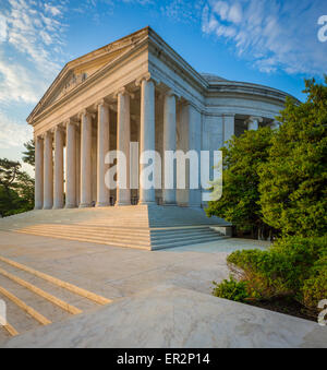 The Thomas Jefferson Memorial is a presidential memorial in Washington, D.C. - Stock Photo