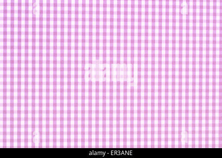 violet chequered paper background - abstract graphic design - Stock Photo