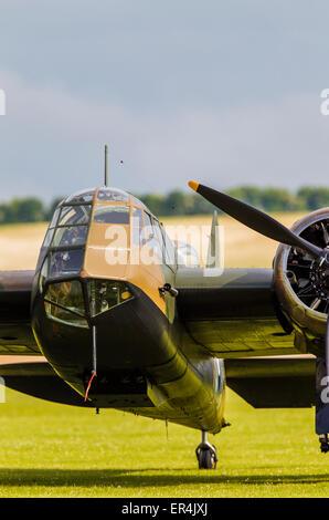 Bristol Blenheim Mk1 Aircraft. - Stock Photo