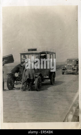 Ford Model TT Vintage Car, . One Tonner.  1910s - Stock Photo