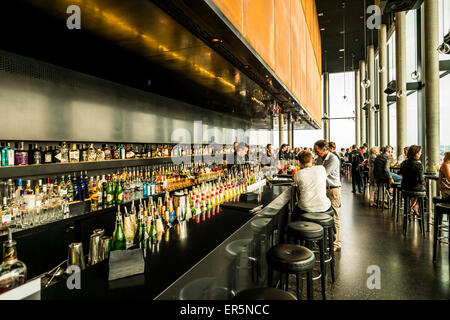 Bar 20up at the Empire Riverside Hotel at the Reeperbahn Hamburg Stock Photo: 83105131 - Alamy