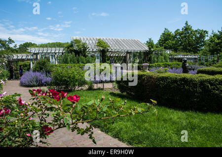 The Brooklyn Botanical Garden Is A Botanical Garden In The Borough Of Stock Photo Royalty Free