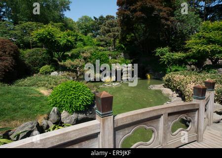 Brooklyn Botanical Gardens Prospect Park Brooklyn New York Stock Photo 500571 Alamy