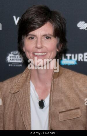 New York, NY, USA. 30th May, 2015. Tig Notaro in attendance for Vulture Festival - SAT, New York, NY May 30, 2015. - Stock Photo