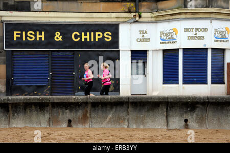 Edinburgh, UK. 31st May, 2015. Portobello Seafront, Scotland. Now in its 13th year, this popular and ever-growing - Stock Photo