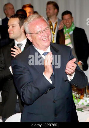 Berlin, Germany. 30th May, 2015. HANDOUT - BERLIN, GERMANY - MAY 30: Chairman of the board of directors of Volkswagen - Stock Photo