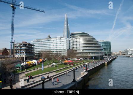 City Hall, London - Stock Photo
