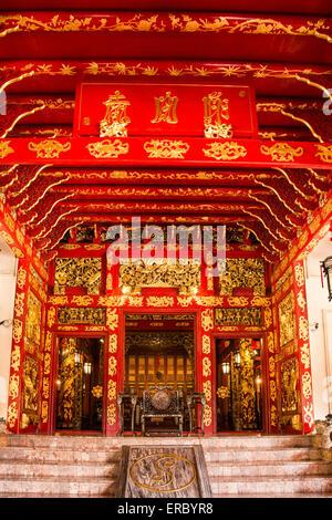 Bang Pa-In Royal Palace, Bangkok, Thailand. - Stock Photo